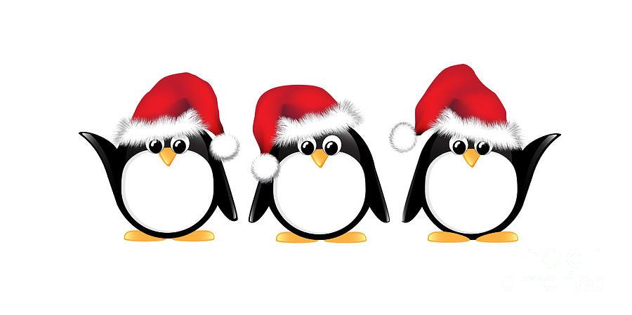 christmas-penguins