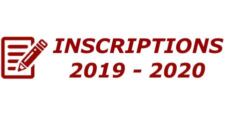 Inscriptions saison 2019-2020 le 24 août au Centre Récréoaquatique de Blainville.